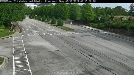 I-85 : SR 17 / JONES ST (S) (13063) - Atlanta and Georgia