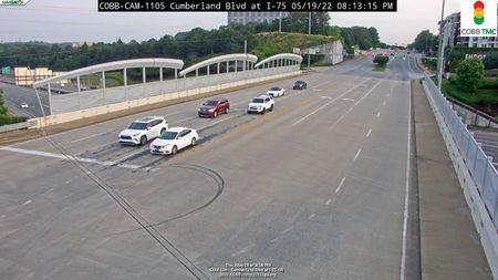 Sandy Plains Rd : Scufflegrit Rd (N) (12911) - Atlanta and Georgia