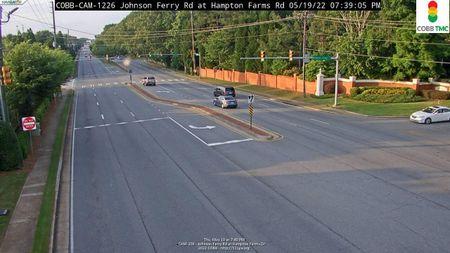 I-20 : SR 22 (E) (13097) - Atlanta and Georgia