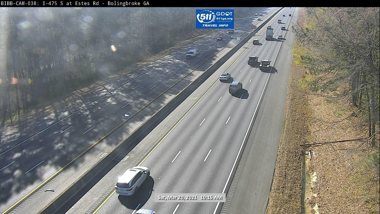 I-475 : ESTES RD (S) (6034) - Atlanta and Georgia