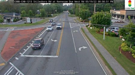 SR 92 / Woodstock Rd : Canton Rd / SR 5 Conn (N) (6307) - Atlanta and Georgia