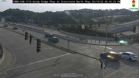 I-475 : MILE POST 6 (S) (6016) - Atlanta and Georgia
