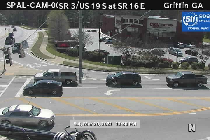 SR 34 Bypass : SR 14 / Jackson St (E) (7363) - Atlanta and Georgia
