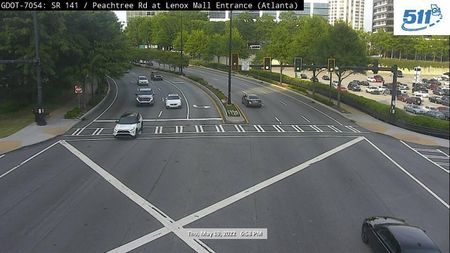 SR 280/S Cobb Dr : Concord Rd (N) (13757) - Atlanta and Georgia