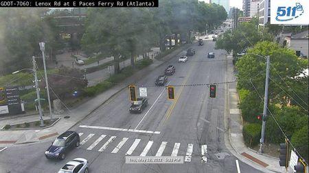 I-85 : SR 15 / US 441 (N) (13065) - Atlanta and Georgia