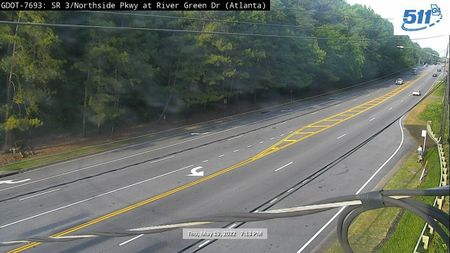 SR 20 : Willow Lane / Old Ind Blvd (E) (15223) - Atlanta and Georgia