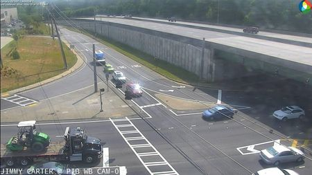 I-20 : Milepost 079 (E) (15273) - Atlanta and Georgia
