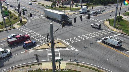 I-20 : east of Turner Hill Rd (E) (15318) - Atlanta and Georgia