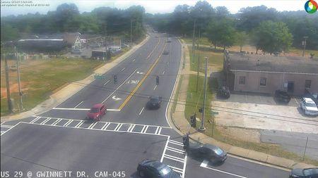 SR 92 : Woodstock Rd (E) (15346) - Atlanta and Georgia
