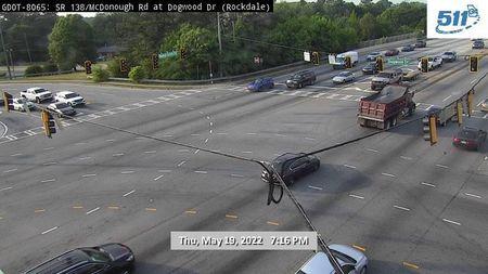 SR 1 : Riverside Pkwy (W) (15375) - Atlanta and Georgia