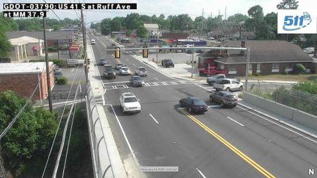 I-20 : W OF CHAPEL HILL / CMS-057 (E) (15412) - Atlanta and Georgia