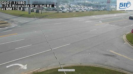 I-20 : Midway Rd Overpass (W) (15408) - Atlanta and Georgia