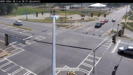 TERRELL MILL RD : W OF I-75 EXP ON/OFF (E) (15577) - Atlanta and Georgia