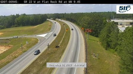 SR 6 : N Blairs Bridge Rd (S) (13200) - Atlanta and Georgia