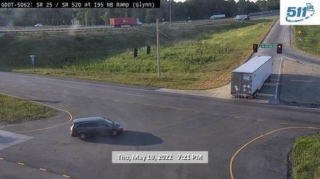 SR 6 : Maxham Rd (E) (13199) - Atlanta and Georgia