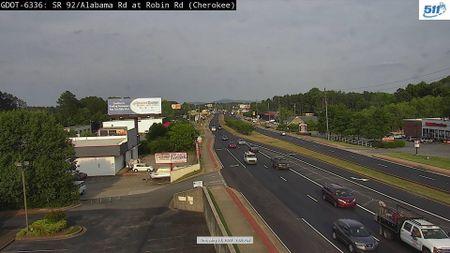 SR 8 : Athens St. (E) (32650) - Atlanta and Georgia