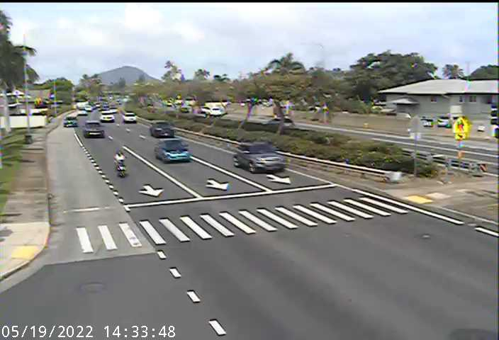 Kal Hwy and West Hind Dr (62) - Hawaii