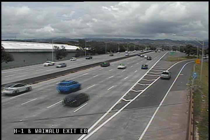 H1 and Waimalu Exit West BD (99) - Hawaii