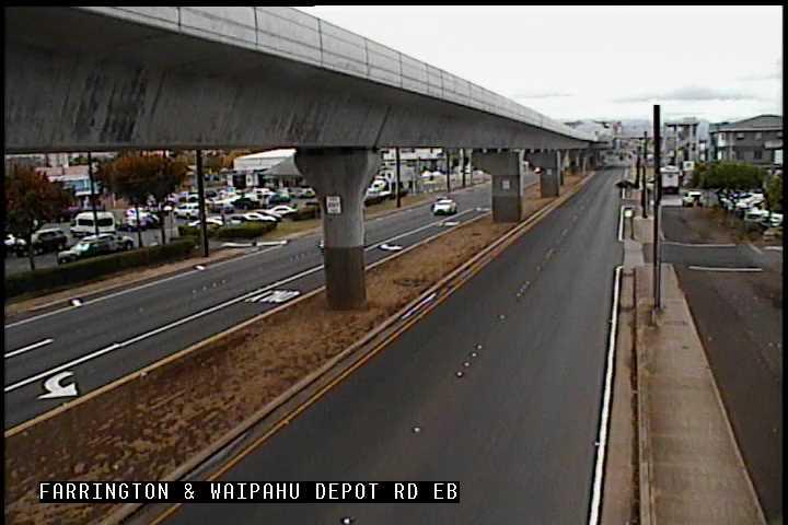 Farrington and Waipahu Depot Rd (109) - USA