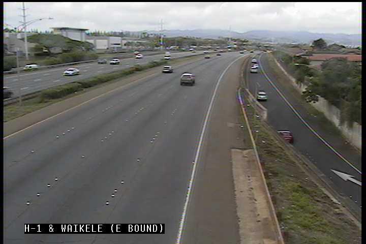 H1 and Waikele East BD (113) - Hawaii