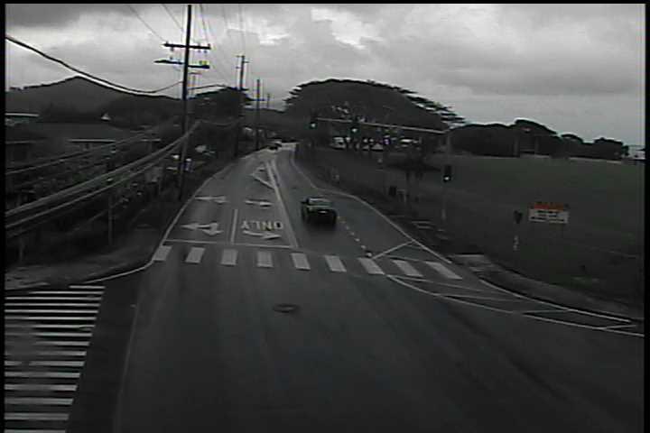 Kam Hwy at Haulalani St (212) - Hawaii