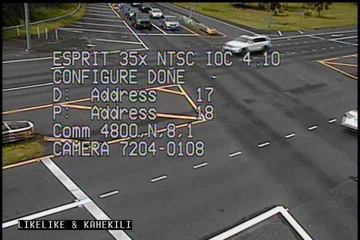 Likelike Hwy at Kahekili Hwy (218) - Hawaii