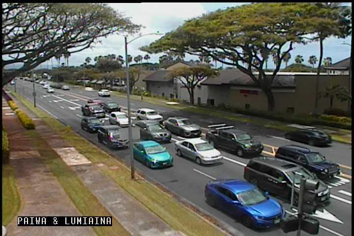 Paiwa St and Lumiaina St (228) - Hawaii