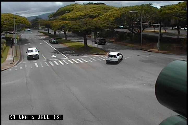 Ka Uka Blvd and Ukee South (237) - Hawaii