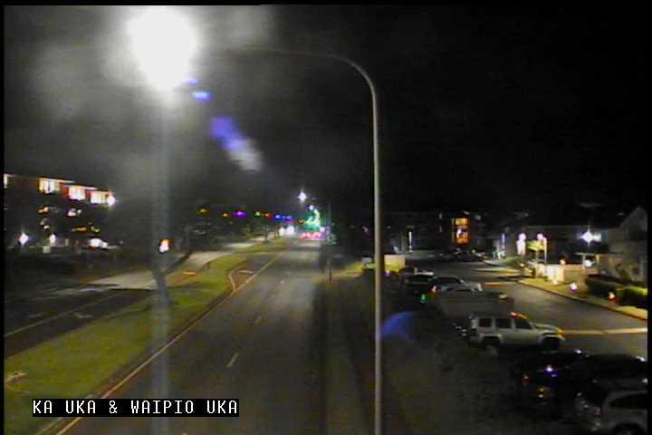 Ka Uka Blvd and Waipio Uka St (238) - Hawaii