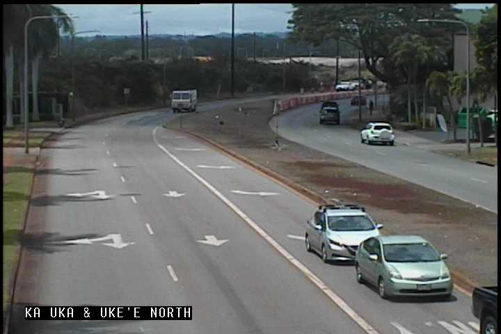 Ka Uka Blvd and Ukee North (239) - Hawaii