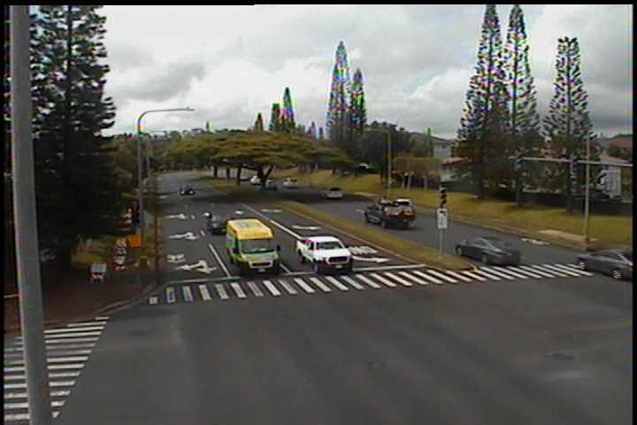 Meheula Pkwy and Makaikai St (255) - Hawaii