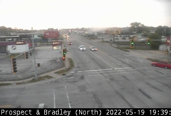 US 150 (Prospect) at Bradley - N - USA