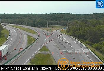 I-474 Shade Lohman Tazewell County 1 - Chicago and Illinois