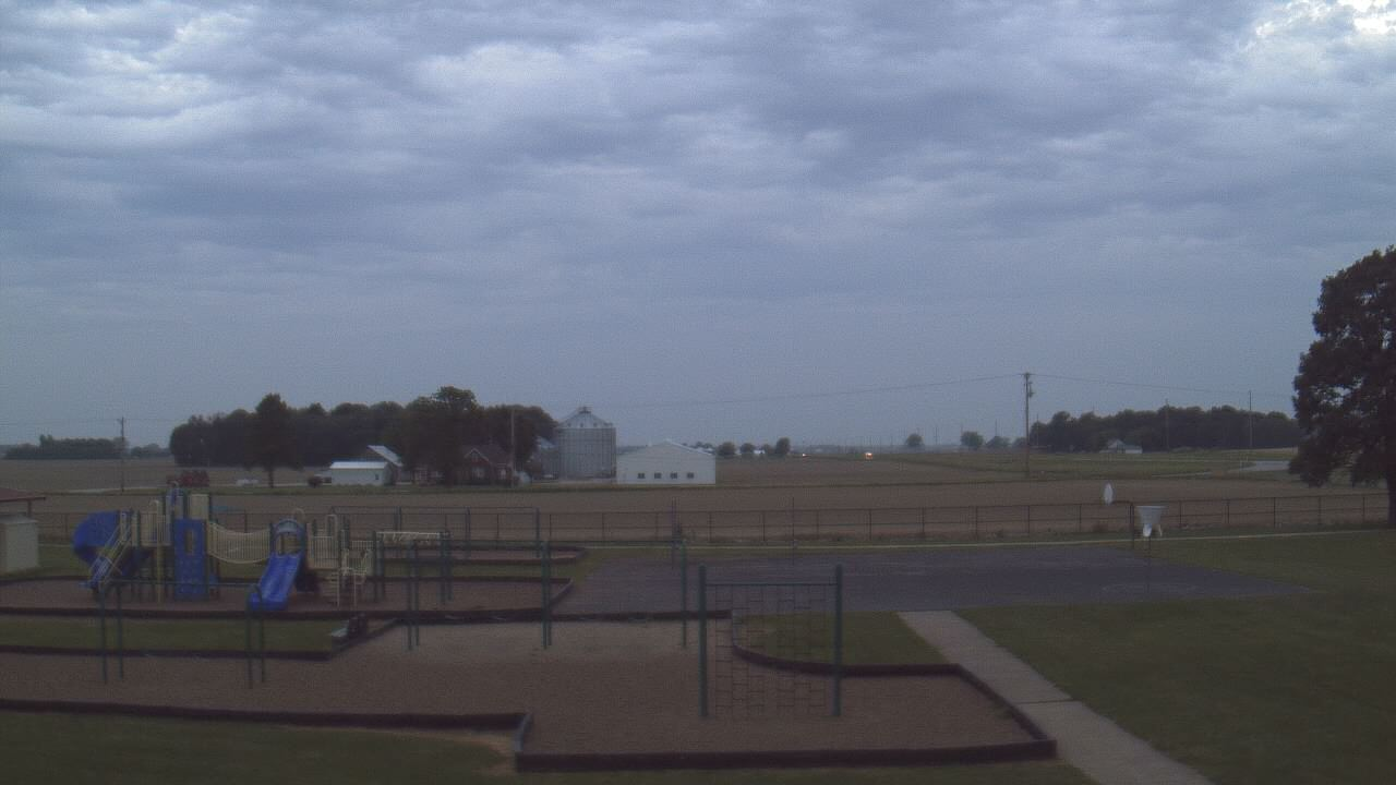 Mt. Vernon - Marrs Elementary Schoo, Indiana - USA