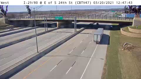 CB - I-29/80 @ E of S 24th St (47) - USA