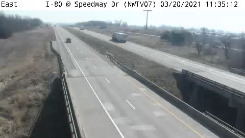 NW - I-80 @ Speedway Dr. (07) - USA