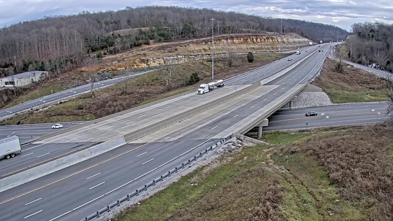 I-75 MP 62.1 @ US 25 (South)  (429)  - Kentucky