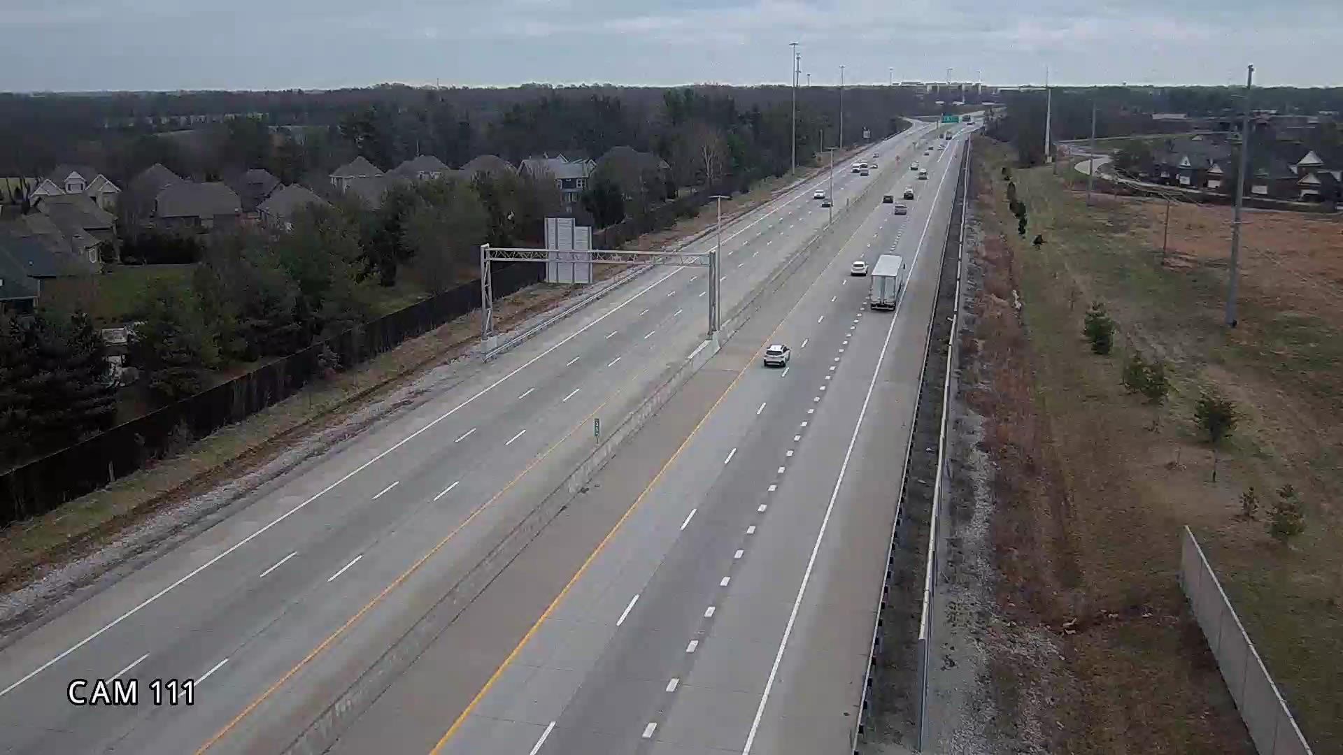 KY841 near I-71 (South)  (339)  - Kentucky