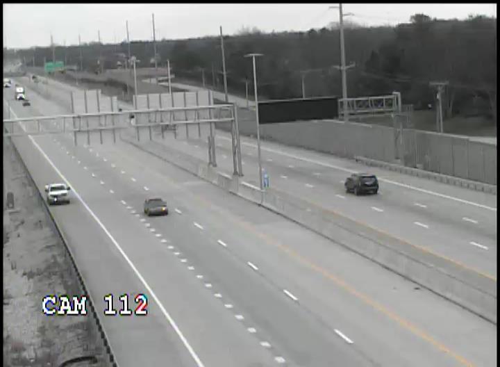 KY841 near US42 exit (North)  (340)  - Kentucky