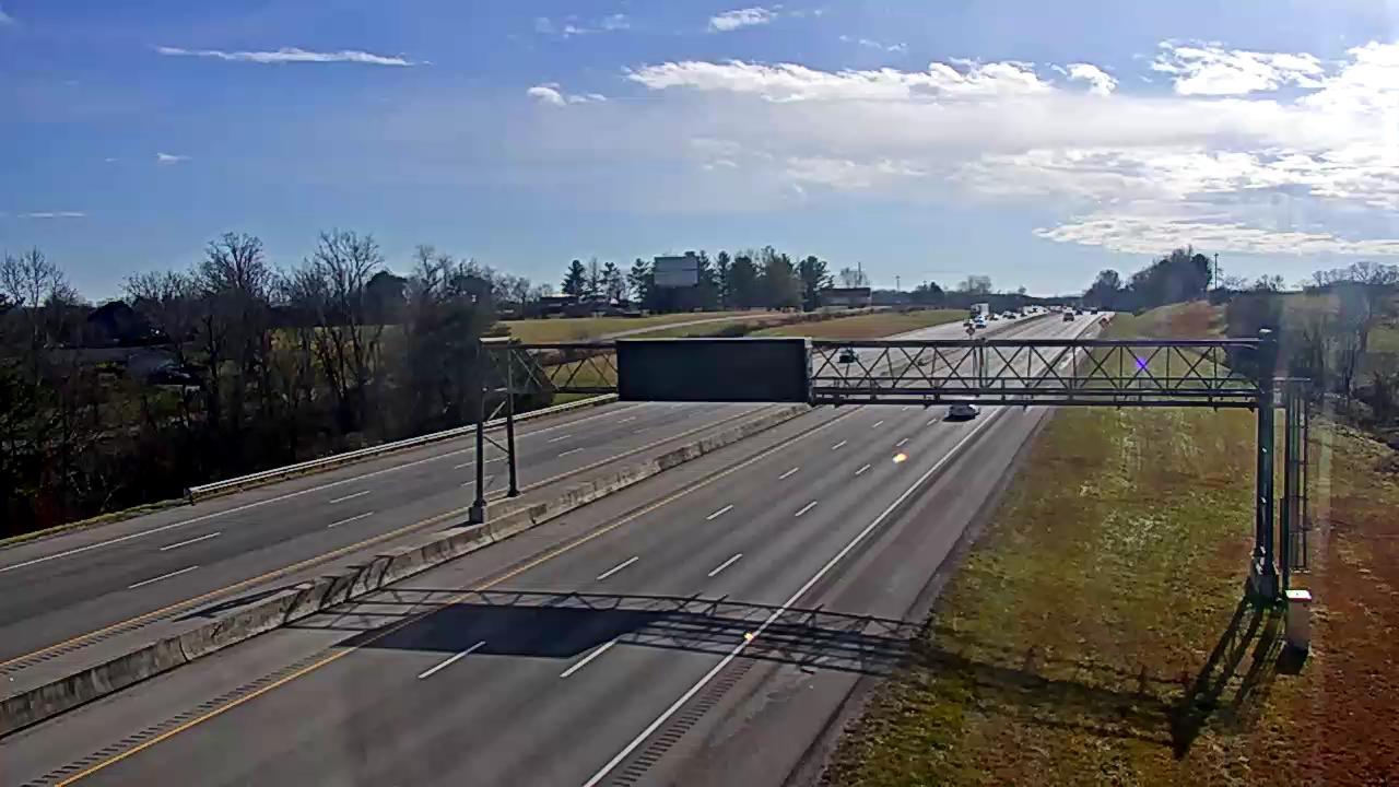 I-75 SB @ 35.6 - Laurel Co. (South)  (390)  - Kentucky