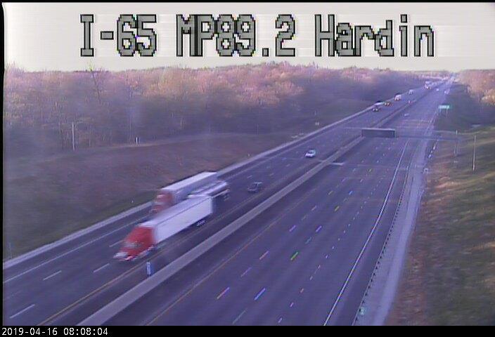 I-65 MP 89.2 - District 4 (34) - Kentucky