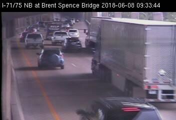 I-71/I-75 NB of Brent Spence Bridge - District 6 (123) - USA