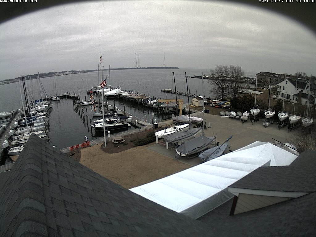 Annapolis, Eastport Yacht Club - Baltimore and Maryland