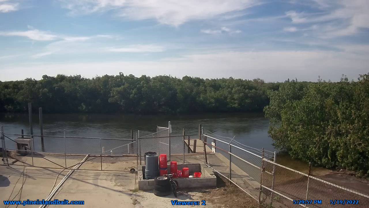 Matlacha, D & D Bait and Tackle Boat Ramp - Florida