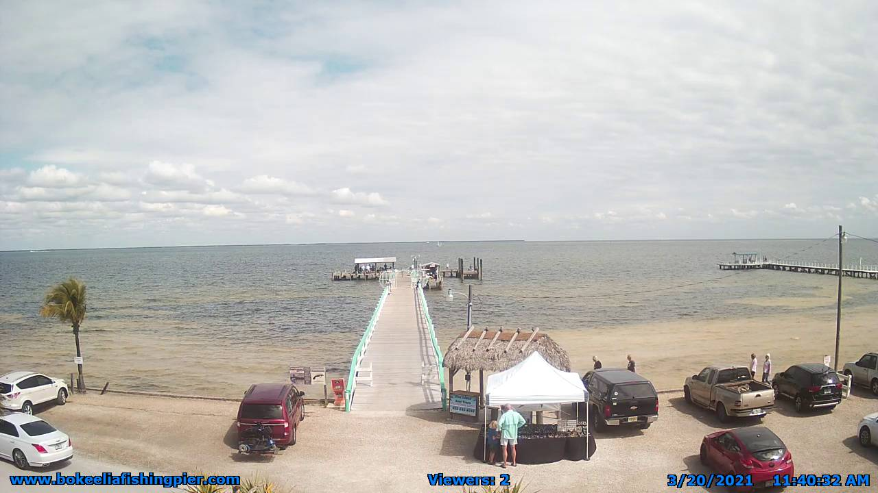 Bokeelia, Bokeelia Fishing Pier - Florida