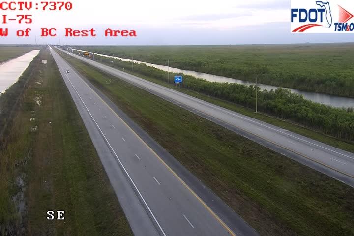 I-75 at MM 37 - Northbound - 1015 - Florida