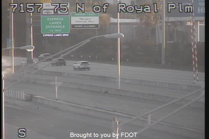 I-95 at Hollywood Blvd - Northbound - 498 - Florida