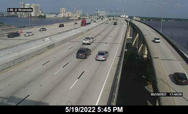 I-95 at Riverside Ave - Southbound - 270 - Florida