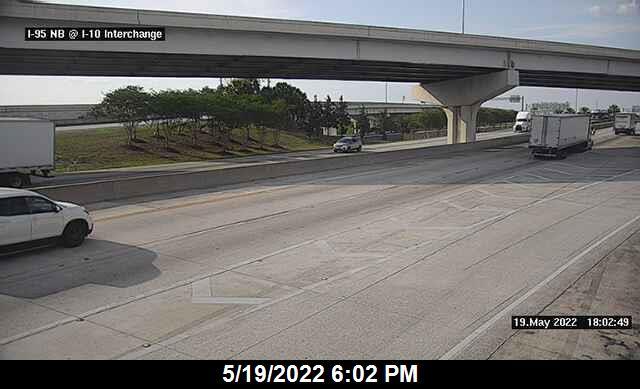 I-95 NB Collector - Eastbound - 538 - Florida