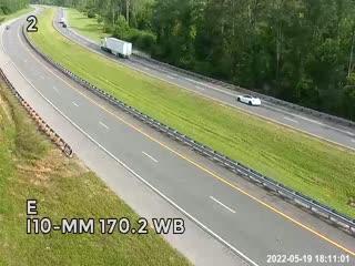 at I-110/SR-8A - Eastbound - 600 - Florida